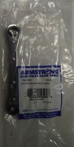Armstrong 54 590 9mm X 10mm 6 point Ratcheting Box Wrench Usa