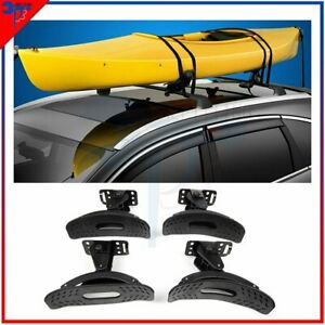 Kayak Rack Boat Roof Rack Universal Can Car For Suv Truck Top Mount Luggage