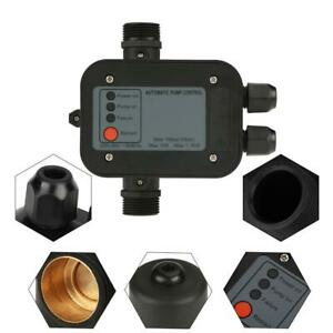 Auto Water Pump Pressure Controller Electronic Switch Self priming Control 220v