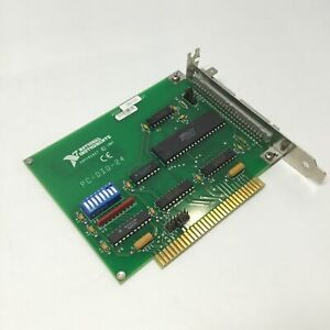 National Instruments Pc dio 24 180710d 01 Isa Data Acquisition Card 24 bit Daq