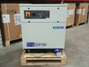 Mta De 0200 Cycling Refrigerated Compressed Air Dryer 200 Cfm 230v 1ph 50hp New