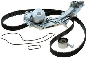 Engine Timing Belt Kit With Water Pump Gates Fits 96 98 Acura Tl 3 2l v6