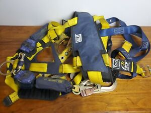 Dbi Sala Safety Harness With 2 Lanyards Xxl used