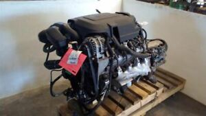 Conversion Engine 5 3l With Transmission Fits 10 14 Suburban 1500 7147084