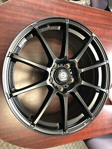 Sparco Assetto Gara Black Painted