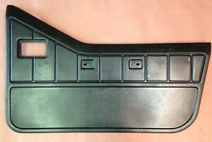 Jeep Yj Half Door Interior Panel Passenger Side Wrangler Black 87