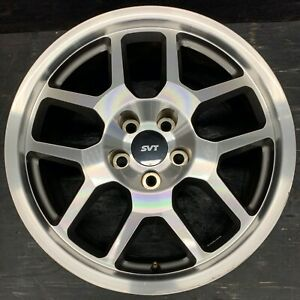 Ford Mustang Shelby Gt 500 Svt Wheel Rim Cap 18