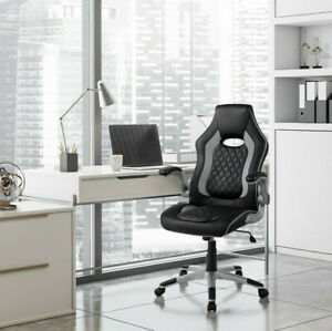 Executive High Back Office Chairs Ergonomic Swivel Desk Chairs Gaming Chairs