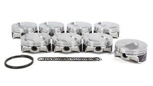 Wiseco Bbc Dome Piston Set 4 600 Bore 15 6cc K496b100