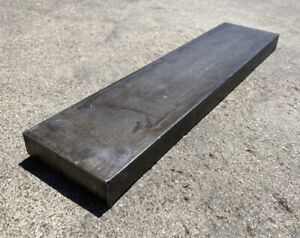 3 4 Thickness 4140 Cold Drawn Annealed Steel Flat Bar 0 75 X 3 X 12 Length