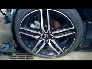 Wheel 19x8 Alloy Factory 5 Twin Spoke With Black Inlay Fits 16 17 Accord 1796948