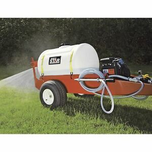Northstar Tow behind Sprayer 55 Gal 7 Gpm 160cc 282727