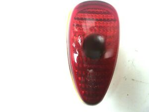 Nosr 1939 Plymouth Ruby Red Glass Tail Light Lens