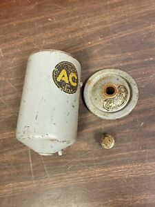 1932 39 Buick Chevy Ratrod Ac Kleer Kleen L1 Add On Oil Filter Accessory Nos 720