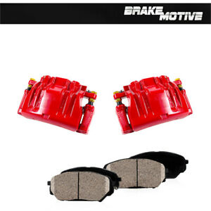 For 300 300c Dodge Magnum Challenger Charger Front Brake Calipers And Pads