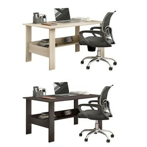 39 4 Children Desk Kids Study Desk Home Computer Table With Shelf Office Table