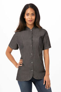 Chef Works Womens Chelsea Chef Coat ces05w