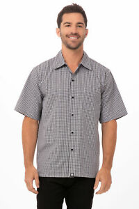 Chef Works Unisex Cook Shirt csck ccsb