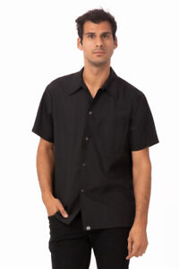 Chef Works Mens Utility Cook Shirt kcbl
