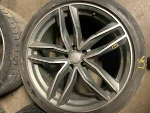 Aftermarket Wheel 20x8 1 2 Alloy 5 Double Spoke Fits 16 18 Audi A6 1831394