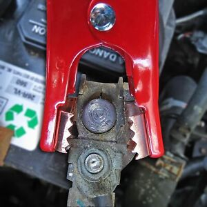 Iron Forge Tools 20 Foot Jumper Cables With Carry Bag 2 Gauge 500 Amp Booster