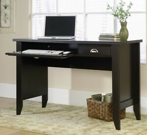 Computer Laptop Table Desk Drawer Keyboard Tray Panel Slide Out Office Home New