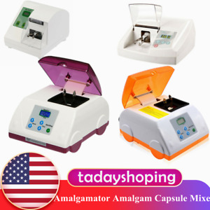 Dental Amalgamator Digital Amalgamator Amalgam Capsule Mixing Blending Machine