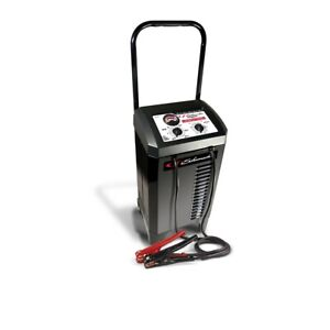 Manual Wheeled Battery Chargers With Engine Start 200 40 20 10 Amp Scusc1446