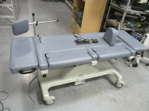 Medical Positioning Inc 7425 Echo Table