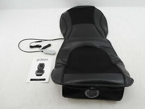 Gideon G825 Car Seat Massager With Heating And Cooling Funciton