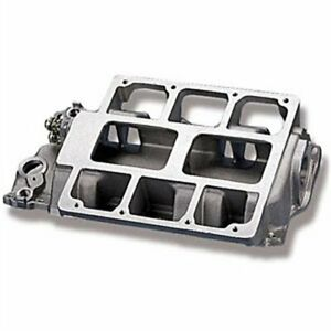 Weiand 7136win 6 71 8 71 Series Supercharger Intake Manifold 1955 1986 Small Blo