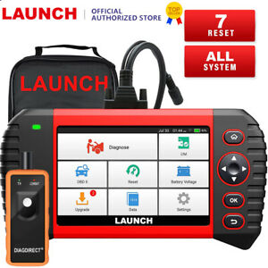 2020 Launch X431 Full Systems Obd2 Scanner Auto Diagnostic Tool Car Code Reader
