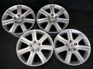Lexus Es350 Es 350 Es 330 Gs 400 Is 250 Ls 400 Sc 300 Wheels Rims Caps 17