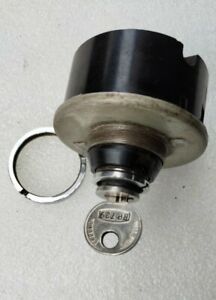 Vintage Car Ignition Switch With Key
