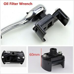 Auto Tool Adjustable Oil Filter Wrench Cup 1 2 Housing Spanner Remover 60 80mm