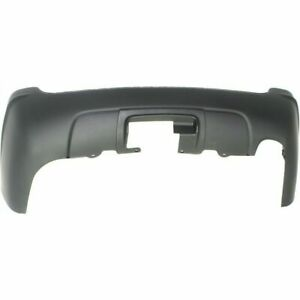 New Bumper Cover Primed Fits Jeep Grand Cherokee 1999 2004 Rear Side Ch1100196