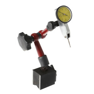 Adjustable Magnetic Base Holder With Stand Digital Level Dial Test Indicator