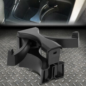 For 05 09 Tacoma 08 16 Sequoia Rear Center Console Cup Holder Insert Divider