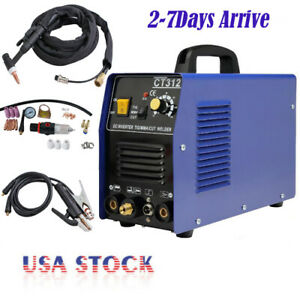Ct312 Tig mma cut Air Plasma Cutter Welder Welding Machine torches Good Sale Us