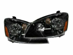 Diy Solutions Headlight Assembly Set Fits Nissan Altima 2005 2006 26rvwt