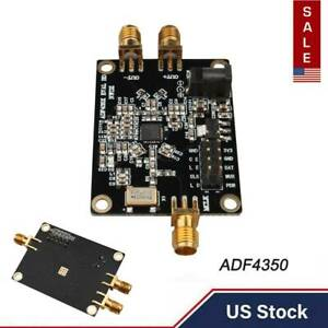 137m 4 4ghz Signal Source Frequency Synthesizer Adf4350 Pll Rf Development Board