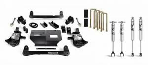 Cognito Motorsports 4 Standard Lift Kit For 2011 2019 Chevy gmc 2500hd 3500hd