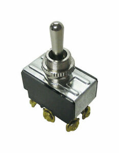 Gardner Bender Gsw 123 20 Amps Silver Momentary Toggle Switch Dpdt 1 Pk