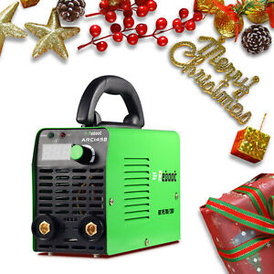 110v 220v Digital Welding Machine Igbt Inverter Arc 145amp Mma Stick Welder Weld