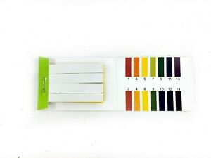 400x Ph Litmus Test Strips 1 14 Indicator Results In 1 Second