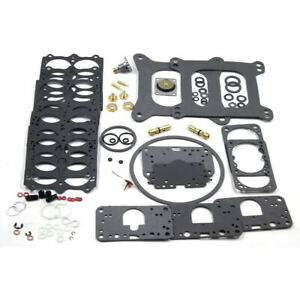 For Holley 1850 3310 390 600 Cfm 3 200 Carburetor Rebuild Kit Vacuum Secondary