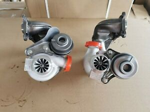 For Bmw N54 Td04 19t Billet Twin Turbochargers 11 0 For Bmw 335i Is Ix 3 0l