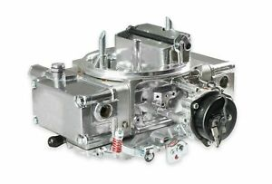 Quick Fuel Carburetor Brawler Street 650 Cfm Electric Choke Mechanical Secondary
