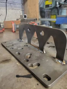 Ls And Carb Combo Engine Lift Plate Lsx Big Block Small Block