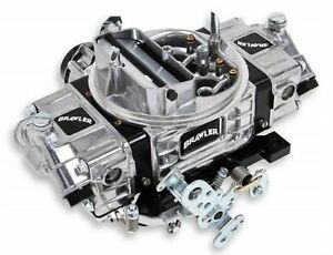 Quick Fuel 650 Cfm Carburetor Carb Brawler 4 Barrel Electric Choke Br 67212